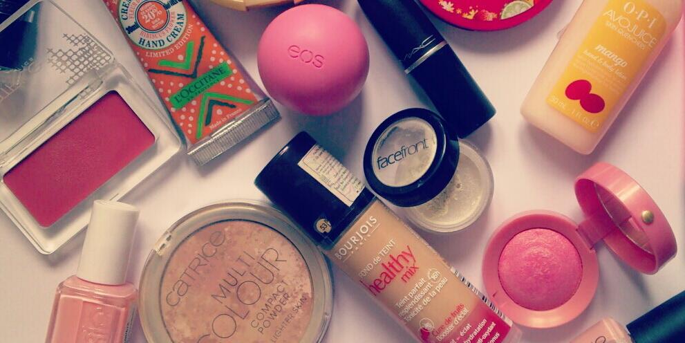 Me, Makeup and I