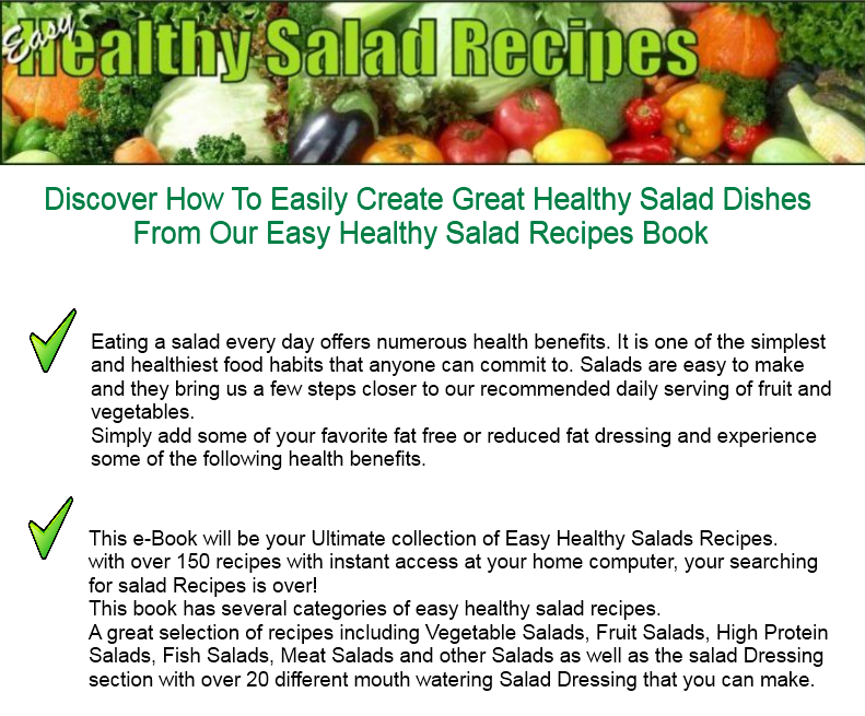 benefits of eating salad