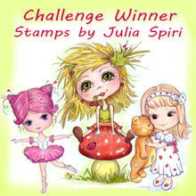 Winner at Julia Spiri!
