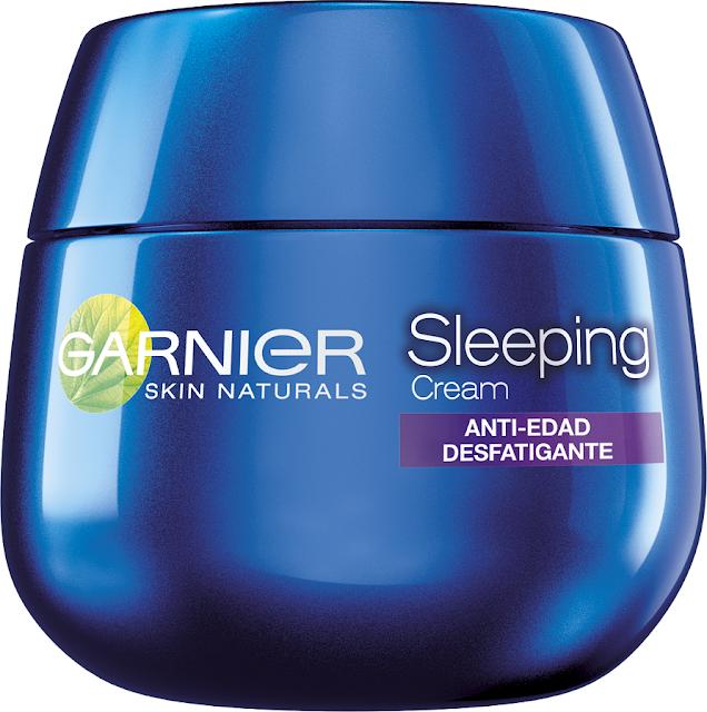 Sleeping Cream de Garnier, Beauty, Treatment