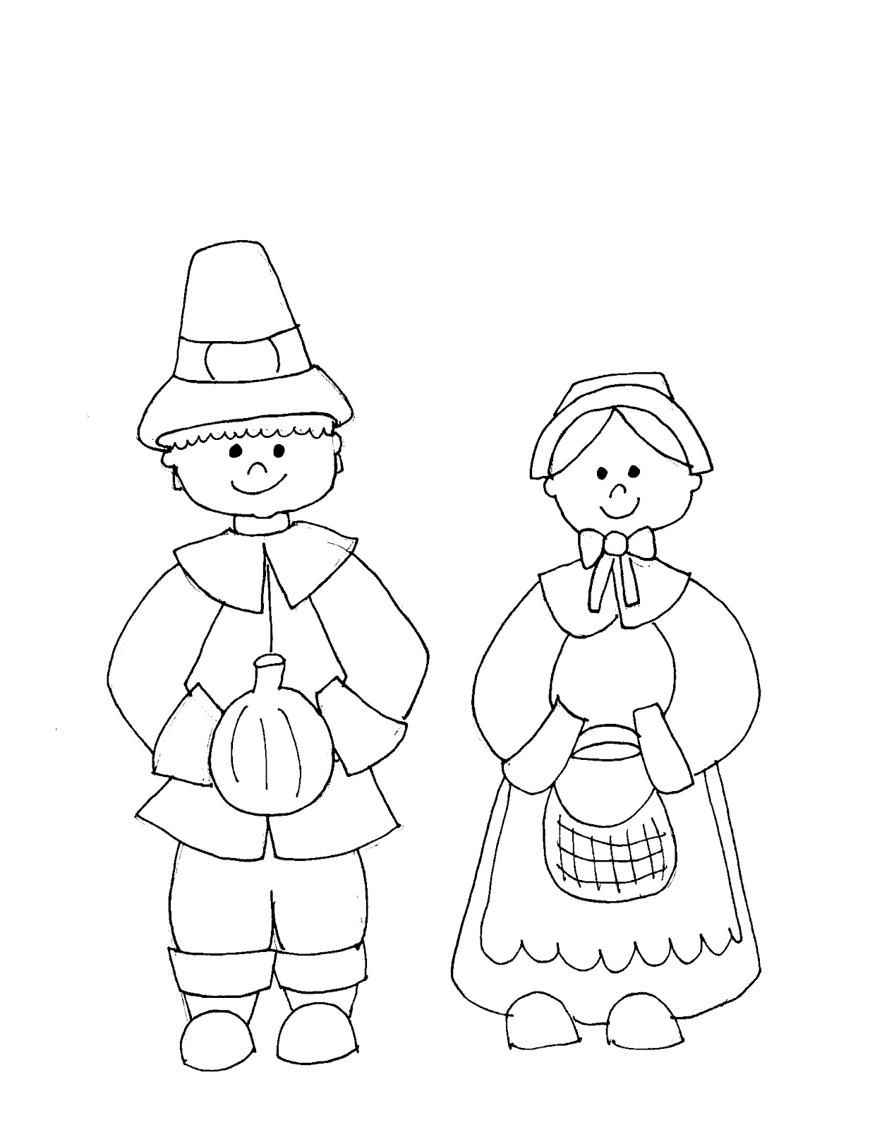 fall thanksgiving coloring pages - photo#19