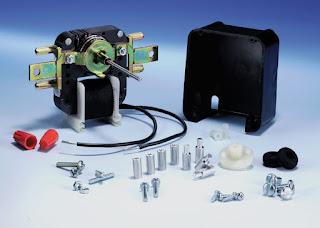 SM999 Universal Evaporator motor