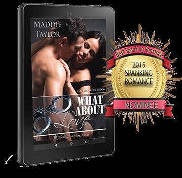 Best Spanking Romance Nominee