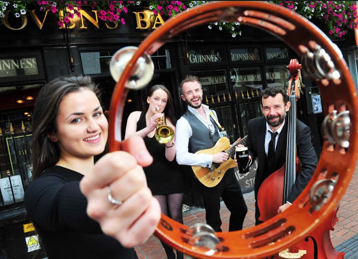 Cork jazz festival gigs