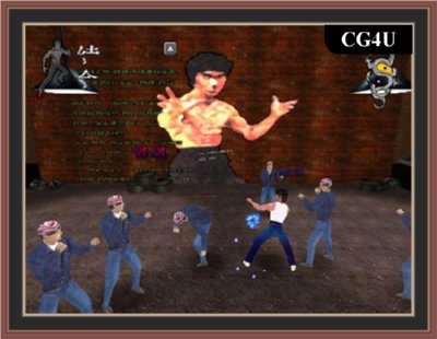 Bruce Lee Call of the Dragon Screenshots