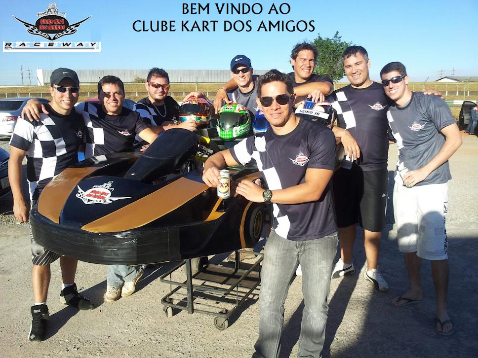 Clube Kart dos Amigos Temporada 2016