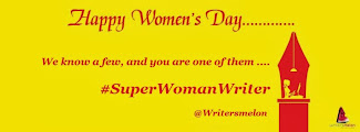 #SuperWomanWriter