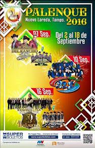 Feria ExpoMex 2016 Nuevo Laredo