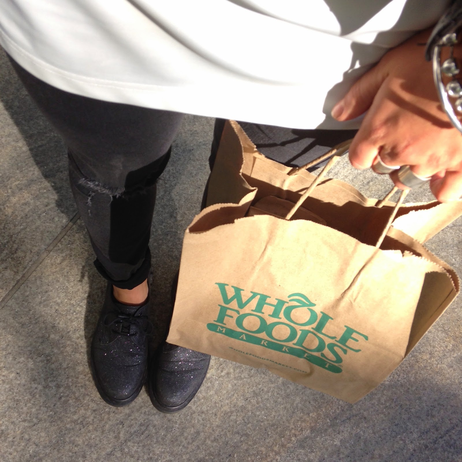 30 day challenge show addict fashion style ootd nyc whole foods dr martens street style rag and bone