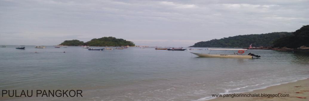 hotel pulau pangkor penginapan chalet resort pakej pelajar student keluarga