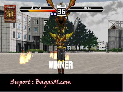 Kamen Rider : Ryuki Game 4