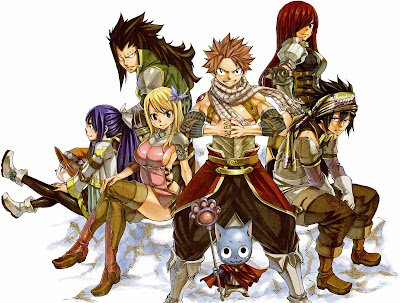 Fairy Tail anime regreso website twitter