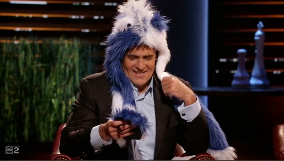 mark cuban on shark tank doesn't like spirithoods
