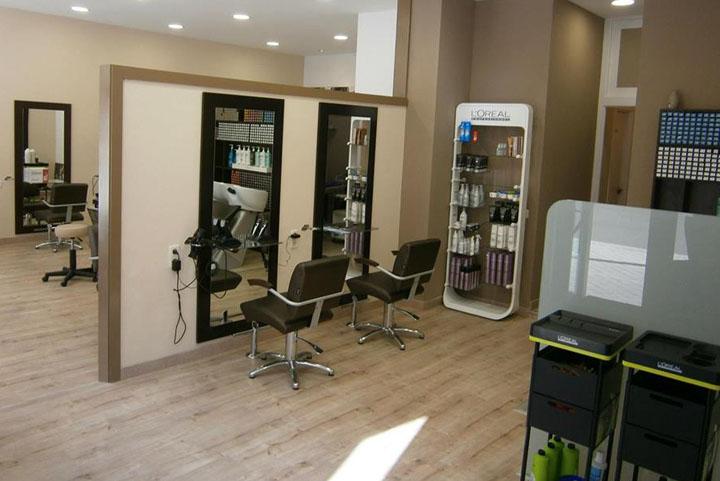 Roberto palacios peluquer as en madrid centro y getafe - Como amueblar una peluqueria ...