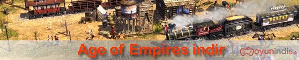 Age of Empires 3 İndir