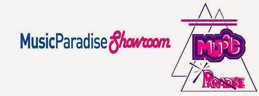 MUSIC PARADISE (Online Shop)