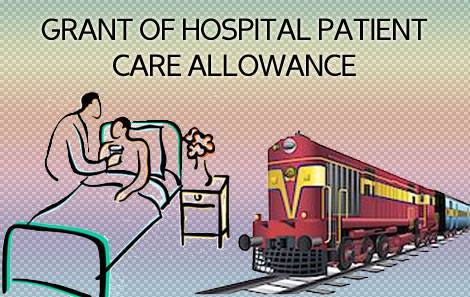 hospital patient care allowance