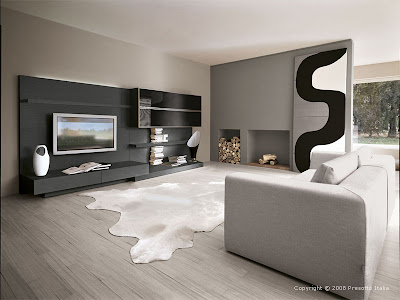 Modern Living Room 13