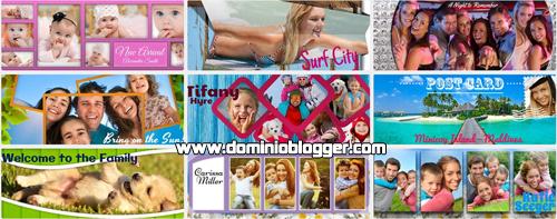 Crea portadas con tus fotos de Facebook en CoverBud Designer