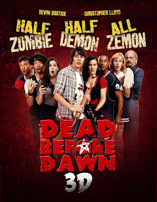 Dead Before Dawn (2012) DVDRip 400Mb Mkv