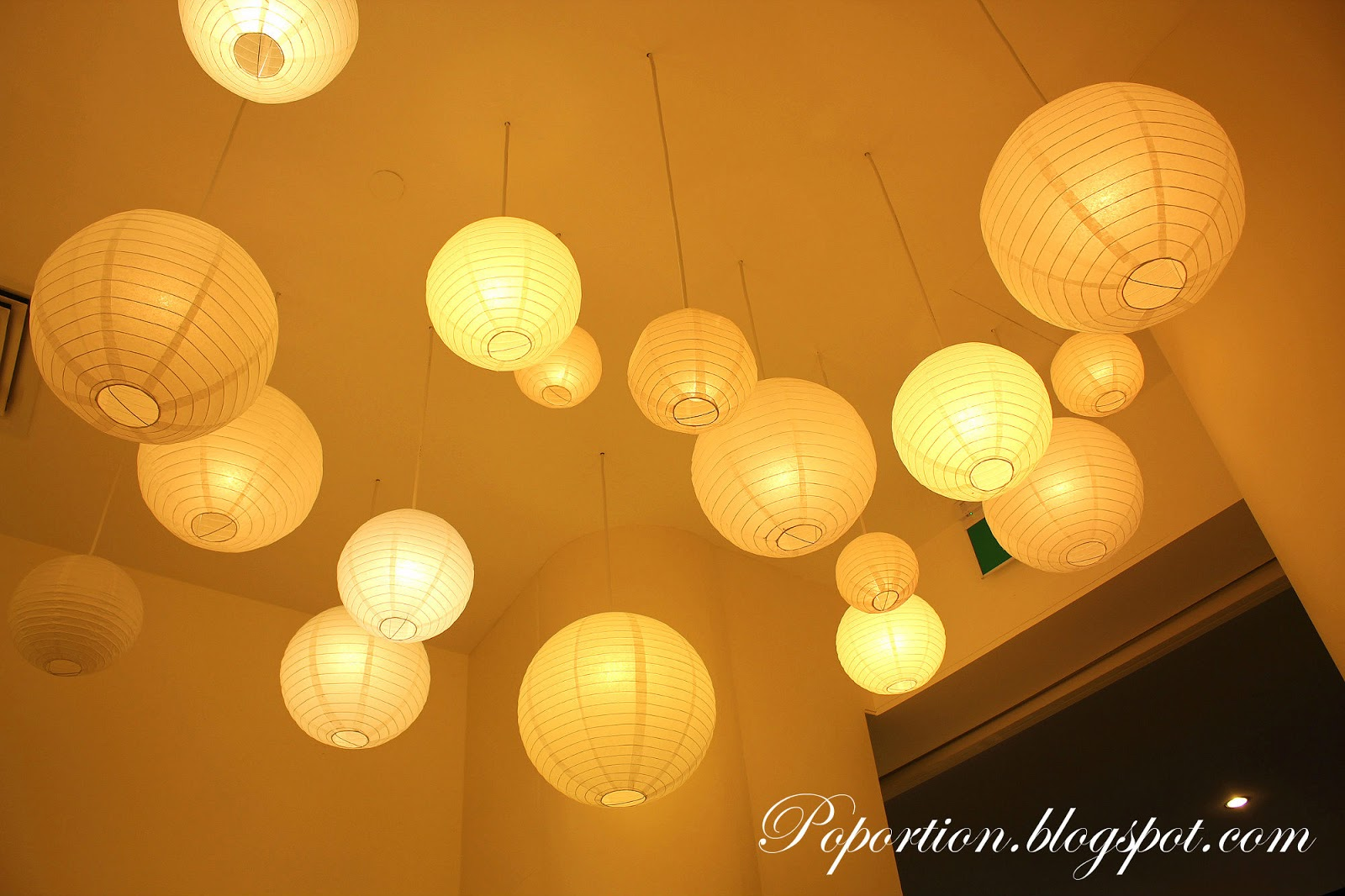 decorations paper lantern best tart cafe singapore