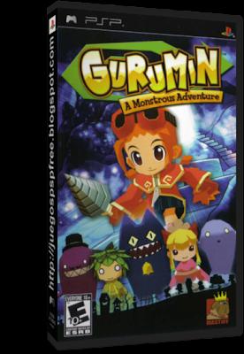 Gurumin a Monstrous Adventure [Full] [1 link] [Ingles] [PSP] [FS]