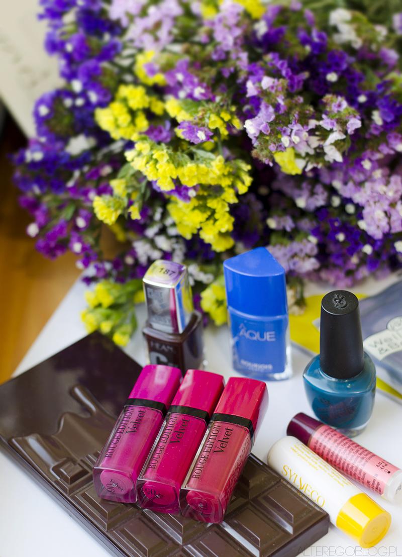 Niezbędnik na jesień | Moje ulubione kosmetyki