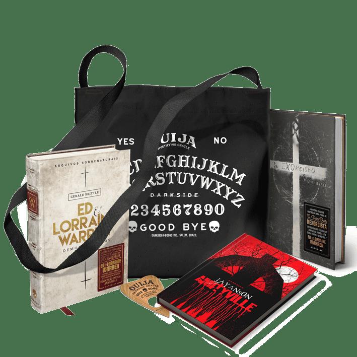 Kit Sobrenatural + Ecobag