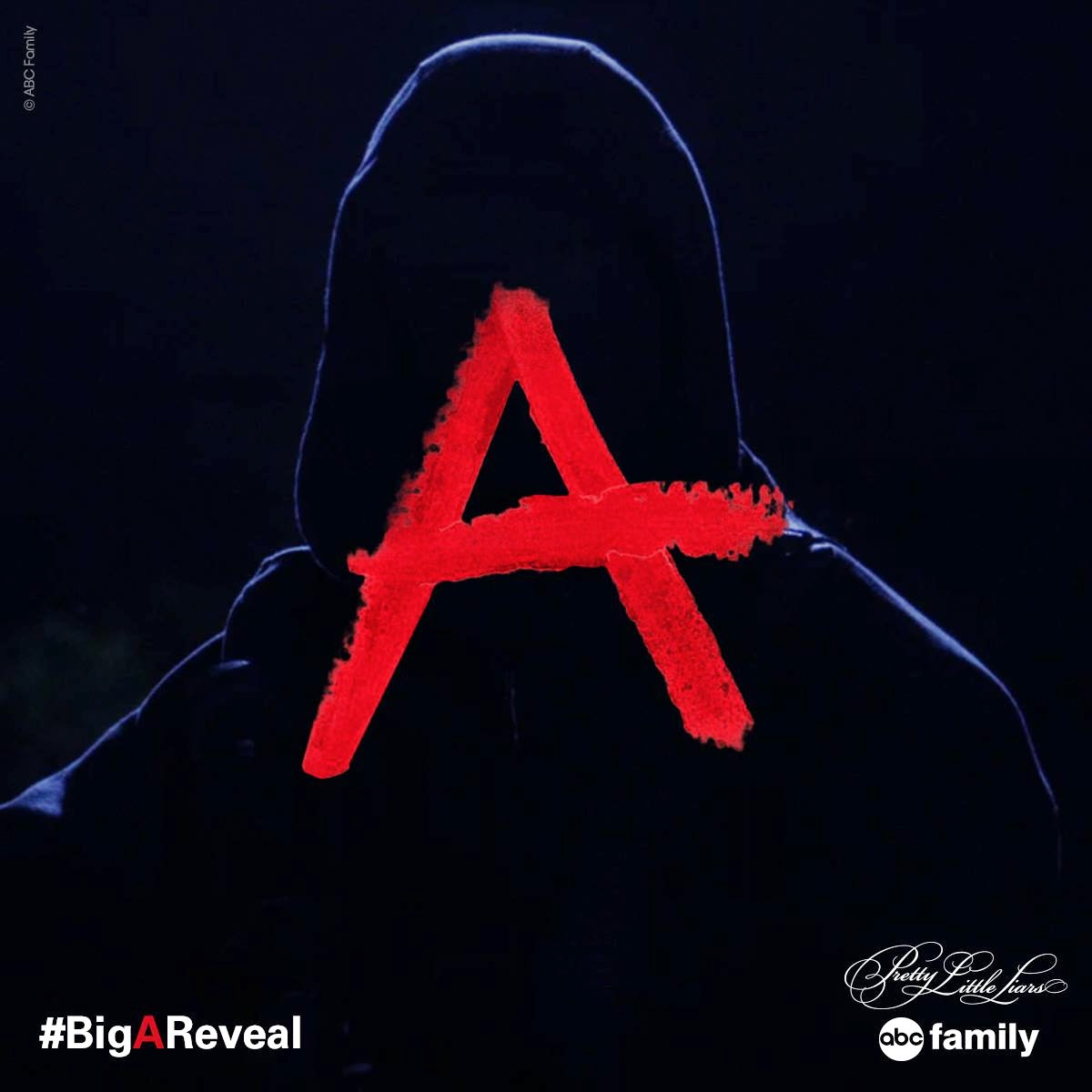 Big A Reveal, Pretty Little Liars, Big A, party, PLL