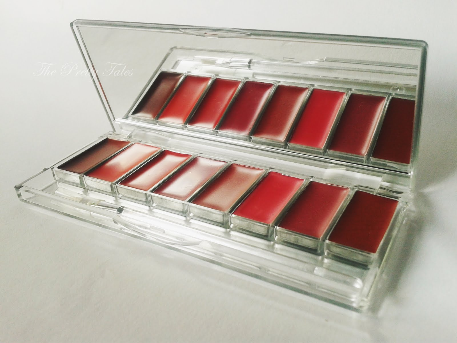 Wardah Perfect Red Lip Palette Review