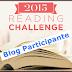 Reading Challenge 2015 - Eu vou!