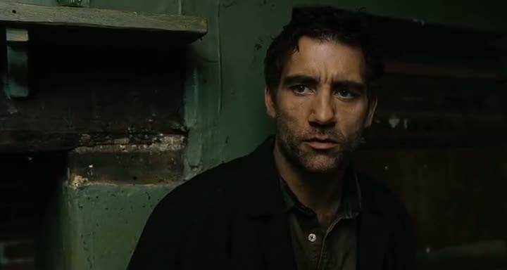 Screen Shot Of Children of Men (2006) Dual Audio Movie 300MB small Size PC Movie