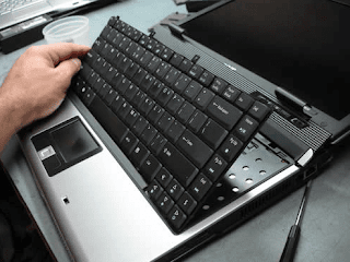 Cara Memperbaiki Keyboard Laptop Rusak Tidak Berfungsi