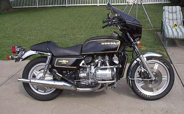 1979 Honda Goldwing 1000