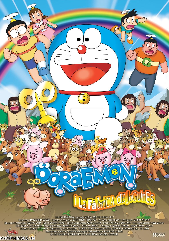 Phim Đôrêmon Htv3 Lồng Tiếng - Doraemon Htv3 Lồng Tiếng - Lồng tiếng