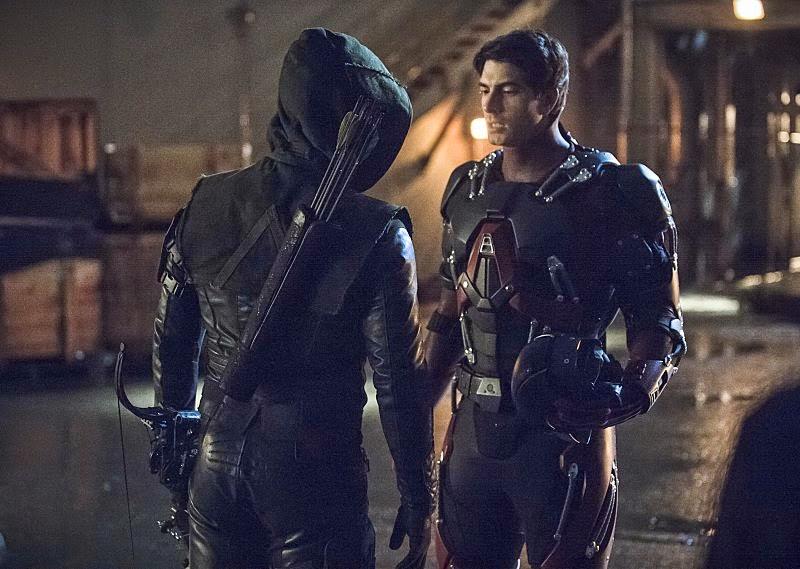 Arrow 3x17