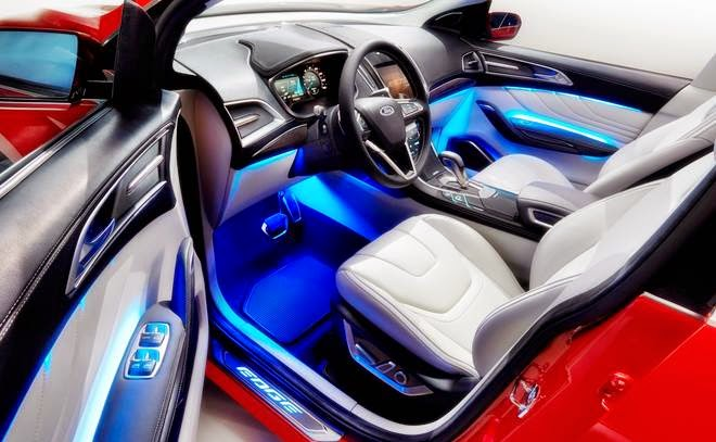 2015 Ford Edge Release Date