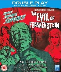 THE EVIL OF FRANKENSTEIN (Freddie Francis, 1964)