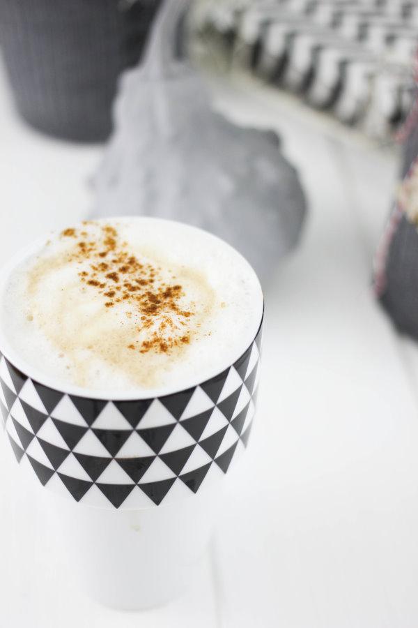 Zimtkaffee - perfekt im Herbst