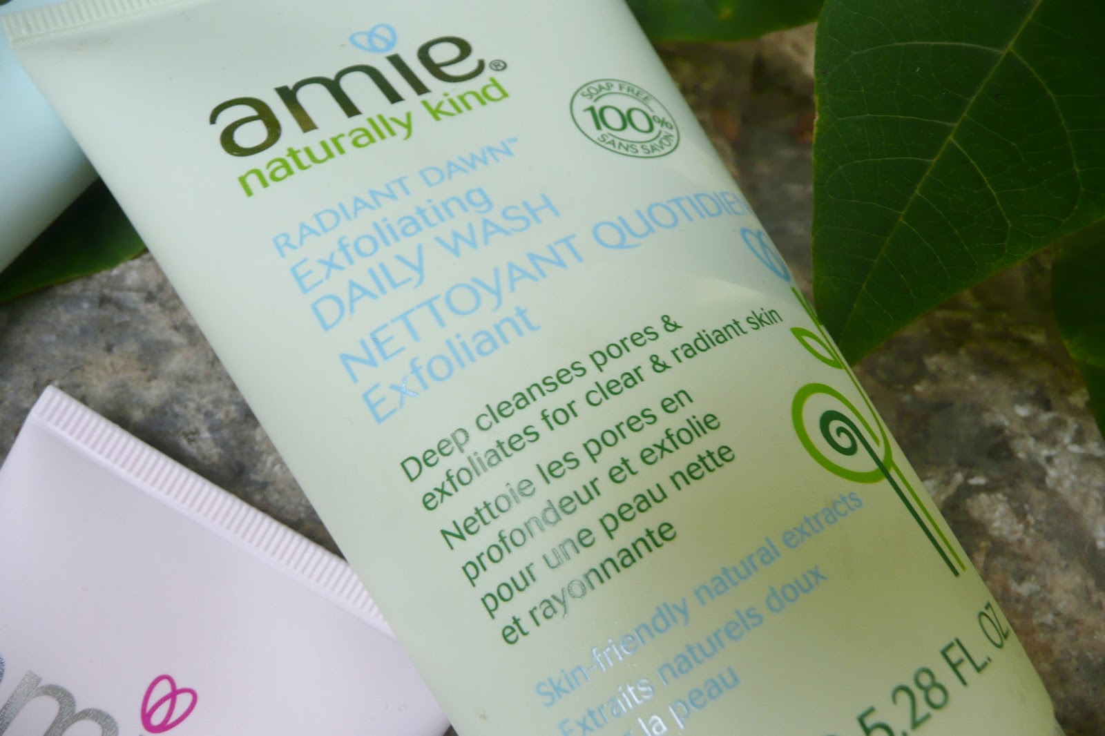 Amie Exfoliating Daily Wash Review