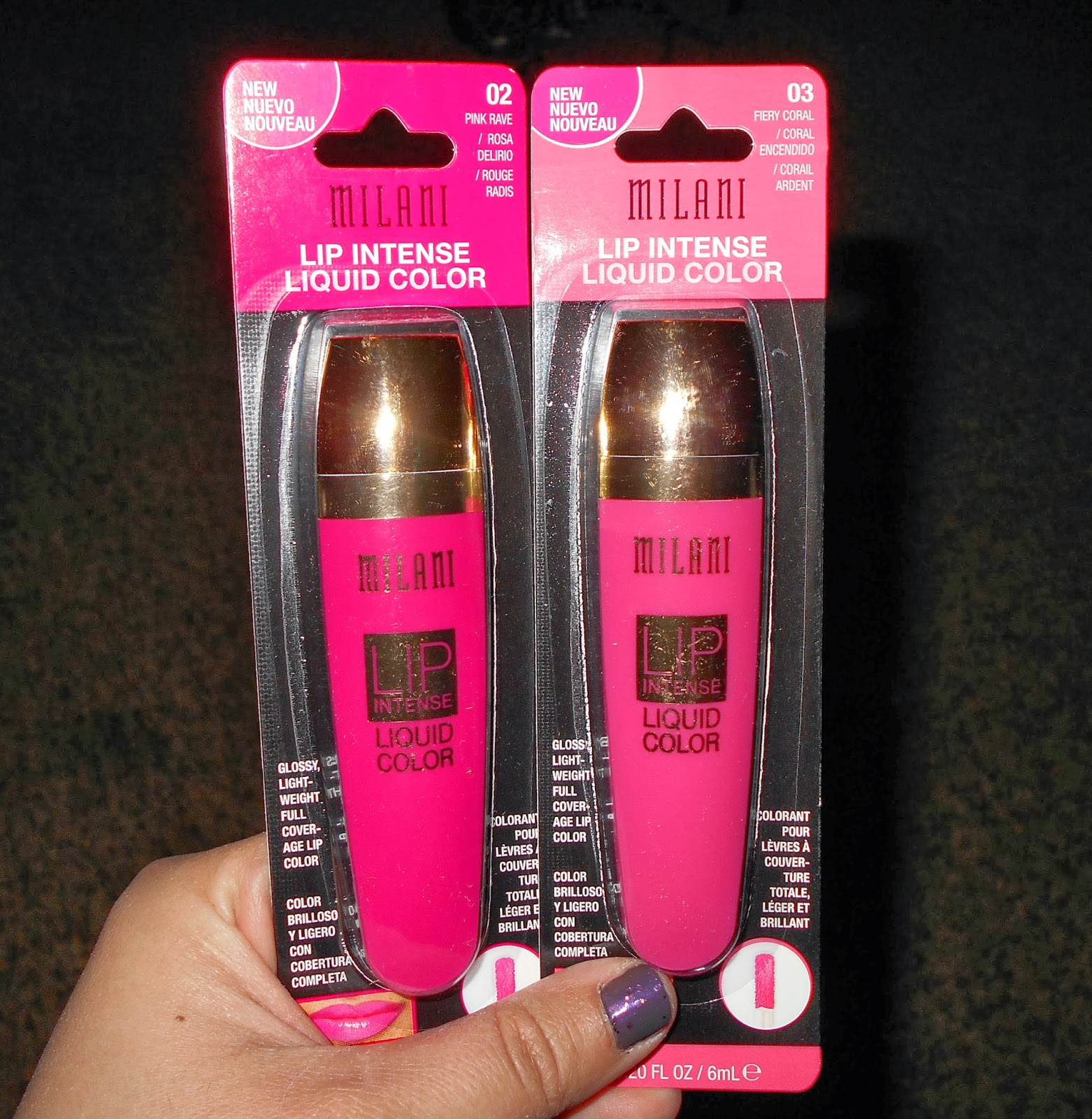 Milani Lip Intense Liquid Color