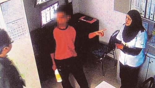 Suspek Raba Alat Sulit Gadis Sunti Diburu Polis