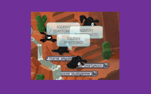 Squishy Animal Jam : Animal Jam Rapids ~by Trickertreee: The phantom brigade!