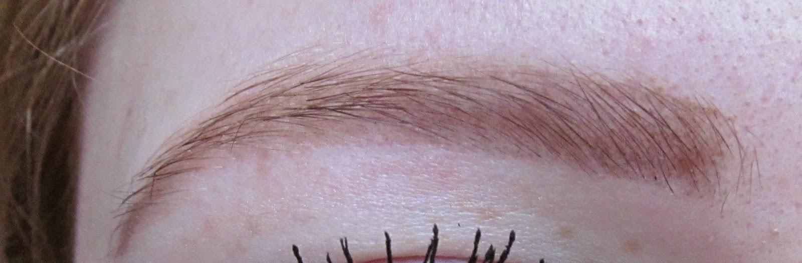 new cid eyebrow