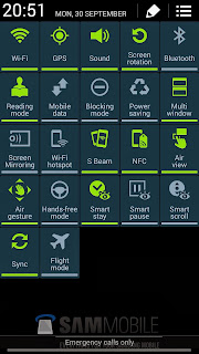 Samsung Galaxy S4 Android 4.3