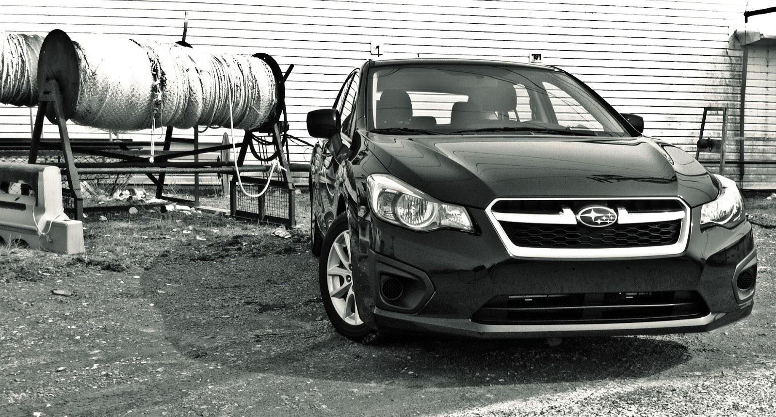 2014 Subaru Impreza Touring front