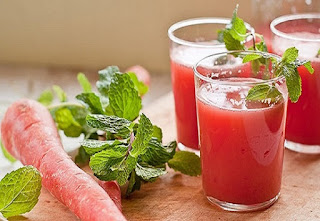8 Benefits drank carrot juice for health