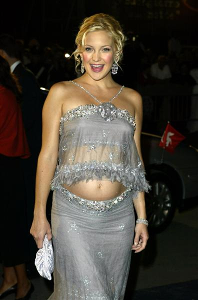 Kate Hudson Gained Almost 70 Pounds Pregnant