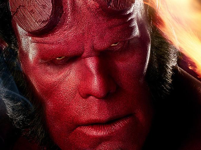 ¿Quién interpreta a quién? Hellboy