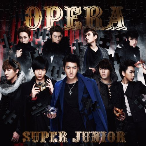Super Junior - Opera Lyrics
